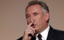 François Bayrou démissionne du gouvernement