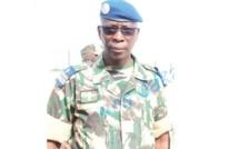 Moussa Fall, l'homme qui veille sur la sécurité du Palais de la république