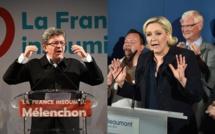 Mélenchon, Le Pen, les grandes gueules de l'Assemblée nationale
