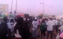 Violence: l'opposition annule un meeting de BBY à Grand Dakar par la force, plusieurs blessés (Regardez)