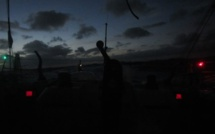 Ziguinchor: grosse tempête ce matin au Cap Skirring!