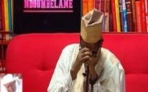 Ahmed Khalifa Niass pleure Al Amine sur le plateau de Sen TV