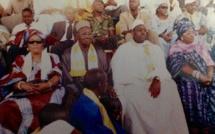 Souvenirs: Macky Sall en 2006 avec Aida Diongue, Abdoulaye Faye...