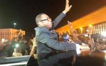 Retour triomphal de Youssou Ndour à Dakar