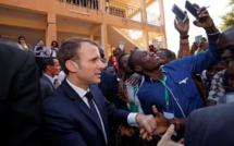Réactions en Afrique sur les réseaux sociaux après le discours d'Emmanuel Macron