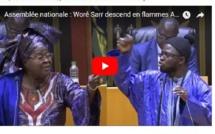 Woré Sarr recadre Abou Lahad Sadaga : « Vous êtes impoli, mal élévé et discourtois»