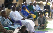 Tuerie de Boffa : Le président Benoit Sambou et sa délégation, ont fait le tour des maisons endeuillées