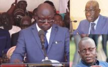 Babacar Diamé tance Matar Bâ et Mbagnik Ndiaye en présence de Macky Sall