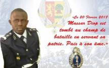 """Mort du jeune gendarme: Tanor Dieng """"sévèrement"""" critiqué sur la toile"""