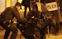 La vidéo d'un Sénégalais battu à mort par la police choque, l'Espagne