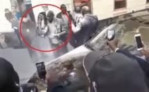 """Vidéo: Macky Sall désavoué à Paris, son cameraman """"préféré"""" saupoudré… Regardez"""