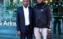 Le fils d'Aly Ngouille Ndiaye réplique
