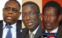 Crise Gouvernementale:  Macky Sall reçoit Marry Teuw  et Amadou Ba cet après midi