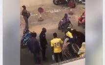 """DAKAR: Un ASP """"massacre"""" les femmes handicapées  (Regardez la vidéo de la honte )"""