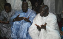 Thies: Idrissa Seck participe à la  prière de l'AID EL FITR