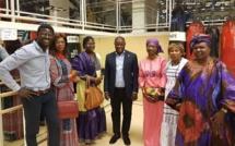France: Baldé dîne et échange avec la communauté Africaine
