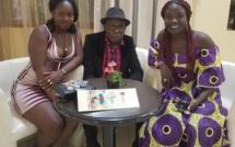Le comédien Gahou Michelle en Guinée Bissau pour la première fois