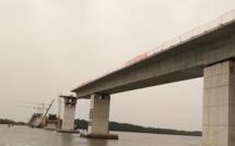 Pont de Farafégny : l'achèvement des travaux prévu ''d'ici fin 2018'' (MINISTRE)