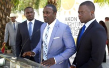Le chanteur américano-sénégalais Akon veut créer sa monnaie virtuelle