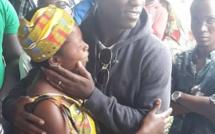 Pluie diluvienne à Abidjan : le footballeur Max Gradel soulage les sinistrés