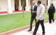 Au Kenya, Obama visite son village d'origine