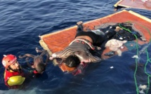Horrible, ce que les garde-côtes libyens ont fait à ces femmes et ce bébé !
