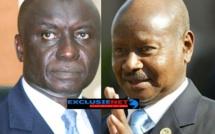 OUGANDA: Idrissa Seck reçu longuement par le Président de la république