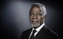 Kofi Annan, ancien SG des Nations unies, est mort