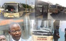 URGENT: Ça chauffe à Dakar Dem Dikk: 3 blessés, des voitures caillassées…