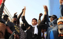 Vidéo: Karim Wade a franchi la barre d'un million de parrains
