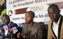 Vidéo: Les jeunes de l'APR invitent Mamour Daillo à s'expliquer sur l'Affaire des 94 milliards