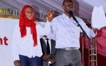 Ousmane Sonko s'affiche avec son épouse