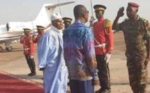 Conakry: Me Wade accueilli avec tous les honneurs