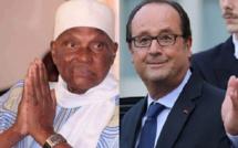 Me Wade rencontre François Hollande à Conakry