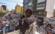La démonstration de force de Macky dans les rues de Dakar