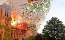 Notre-Dame: un Téléthon des milliardaires totalement indécent