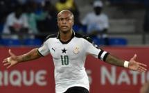 Can-2019 : André Ayew nouveau capitaine du Ghana