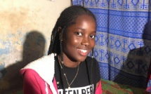 Bineta Sané: la joie de la jeune héroïne d'«Atlantique»