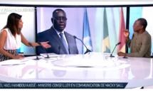 Kassé sur TV5: «Macky n'a jamais reçu ce rapport de l'IGE. Nous l'avons découvert dans les réseaux sociaux»