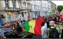 Scandale -Sall-Pétro-Gaz: Manifestation devant le siège de BP à Londres