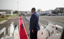 Macky Sall quitte Dakar demain et revient au mois de juillet