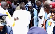 Inauguration de Masalikoul Jinane : Arrivée du Khalife général des mourides à Dakar