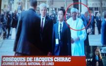 VIDÉO: Amadou Toumani Touré a assisté aux obsèques de Jacques Chirac