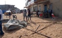 Yembeul Nord: Des supposés militants du PDS empêchent la tenue d'un meeting de Oumar Sarr et Cie( Regardez)
