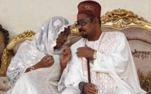 EXCLUSIF: Khalifa Niasse et sa nouvelle épouse Sokhna Oumou Kalsoum Sy Dabakh