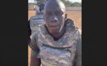 Vidéo: Triste dernière vidéo du gendarme Omar Ndour avant son décès