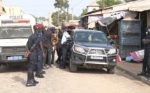 Voici le film de l'assassinat d'Amadou Khalilou Badji (Regardez)