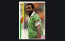 Décès du capitaine camerounais Tataw de la Coupe du monde 1990