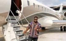 Nigeria : le nouveau jet privé dans la collection de la famille Davido