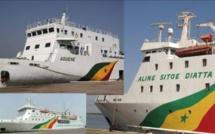 """Vidéo: Les bateaux """"Aline Sittéo Diatta, Aguène et Diambogne"""" sont - ils au Sénégal ?"""